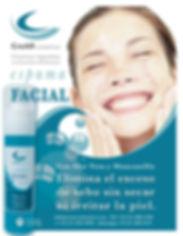 Espuma Facial ph neutro de crear cosmetica