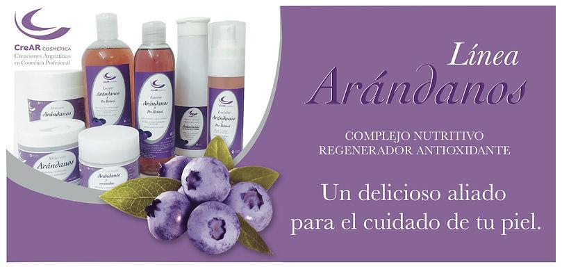 arandanos y ceramidas, antioxidantes con propiedades rejuvenecedoras