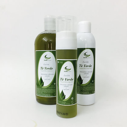 Loción Té Verde Descongestiva (100, 200 o 500 ml)