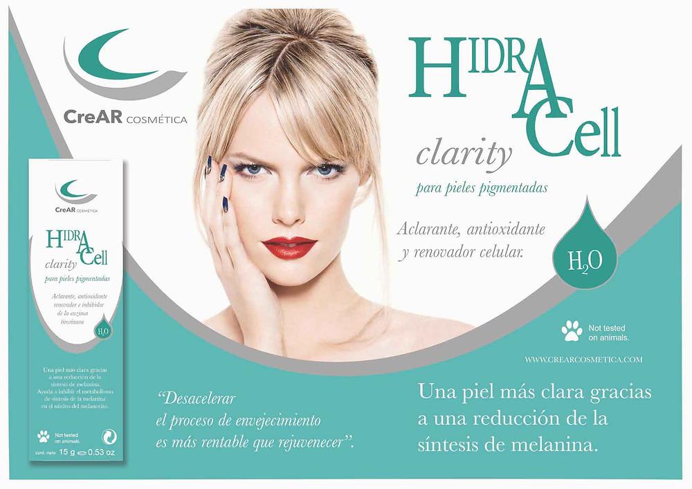 Hidra Cell Clarity Crear Cosmetica