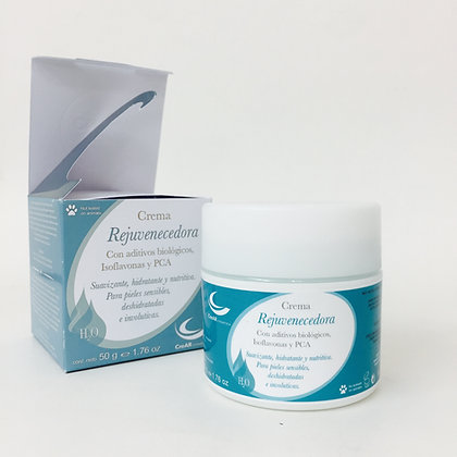 Crema Rejuv. c/ Isoflavonas y PCA (50 y 240 gr)