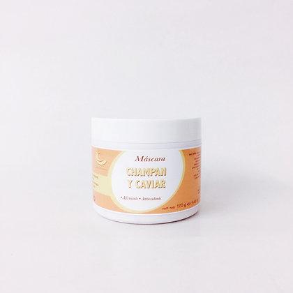 Máscara Champan y Caviar - 170 g