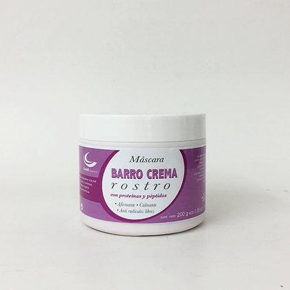 Máscara Barro Crema Rostro - 200 g