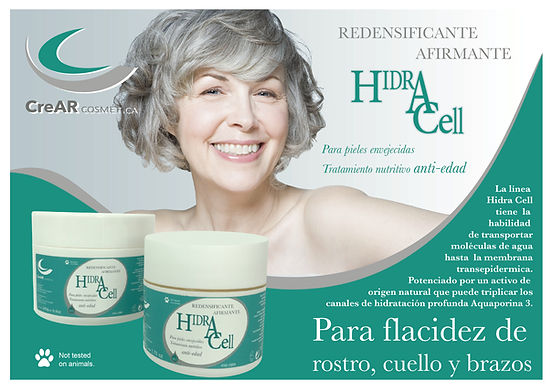 Hydra Cell Re-densifying Firming