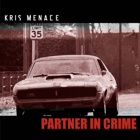 KRIS MENACE - PARTNER IN CRIME