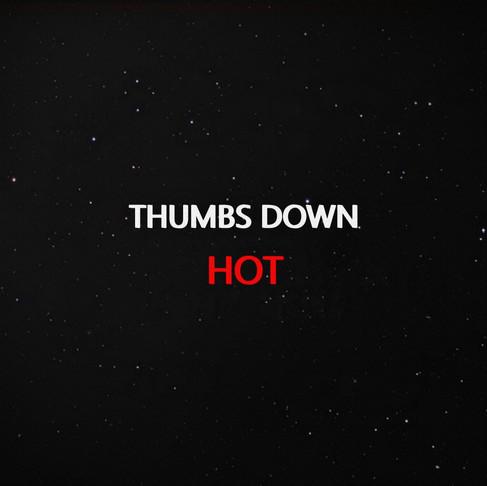Thumbs Down - Hot
