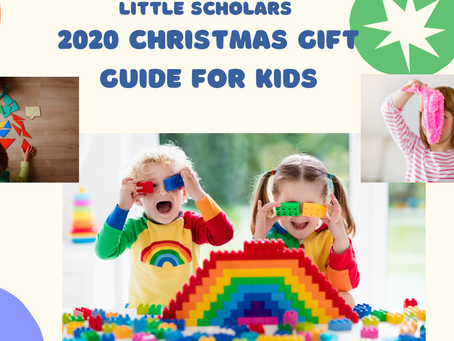 Christmas 2020 Ultimate Educational Gift List For Kids: Part 1