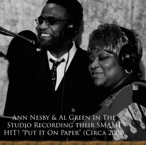 Ann Nesby & The Reverand Al Green