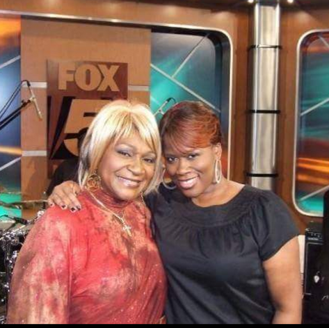 Ann Nesby & Latrice Pace