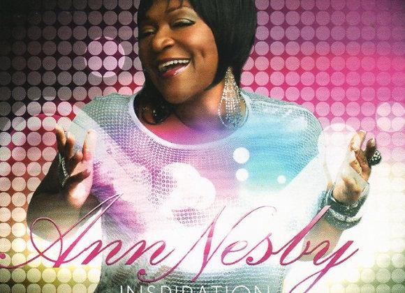 Ann Nesby - Inspiration E.P. [Digital Download E.P.]