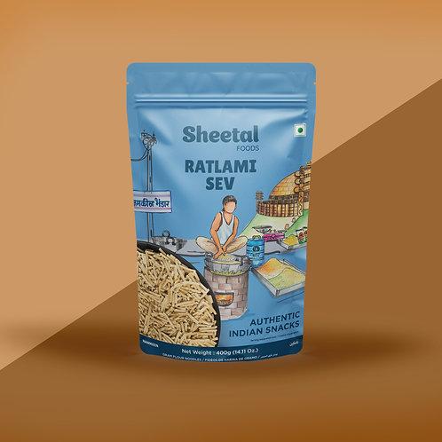 Ratlami Sev (Pack of 2)