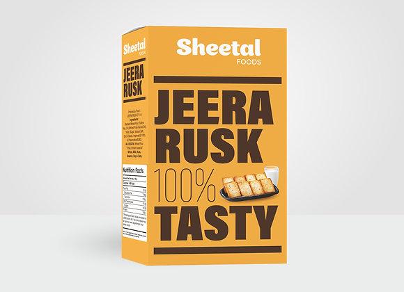 Jeera Rusk