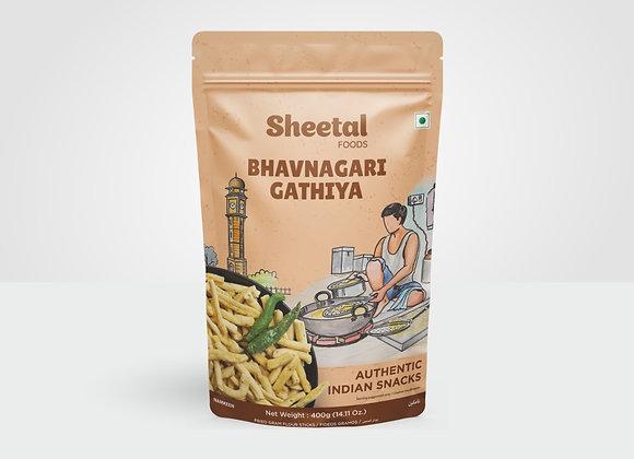Bhavnagari Gathiya