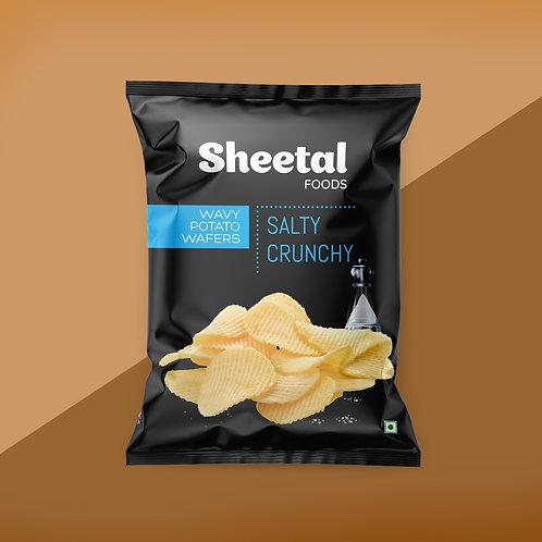 Sheetal Salty Crunchy Wafer
