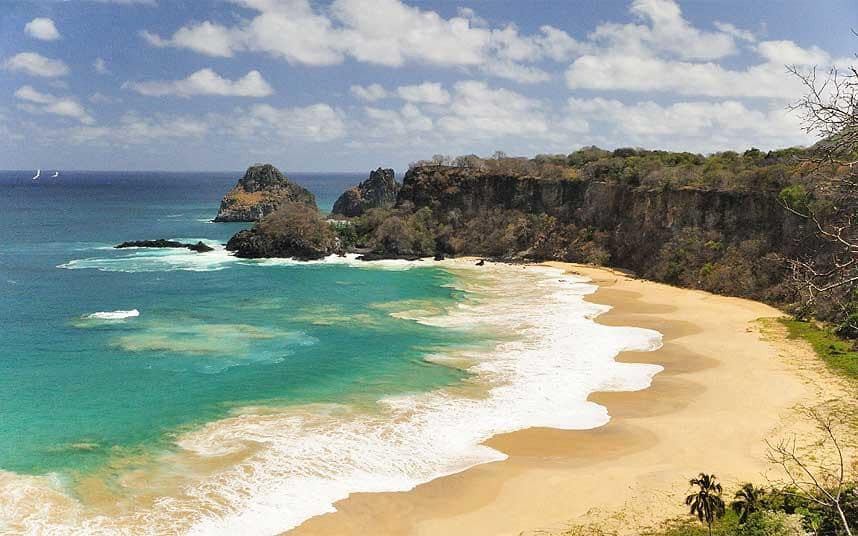 Belas praias......