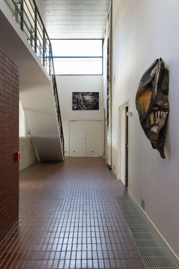 Centre archéologique européen Musée de Bibracte 2019 projet collectif avec Souchaudartprojectlyon scénographie générale et participation