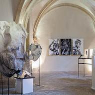 """Exposition """"Natives"""" Chapelle de l'Ile Barbe 69009 Lyon"""