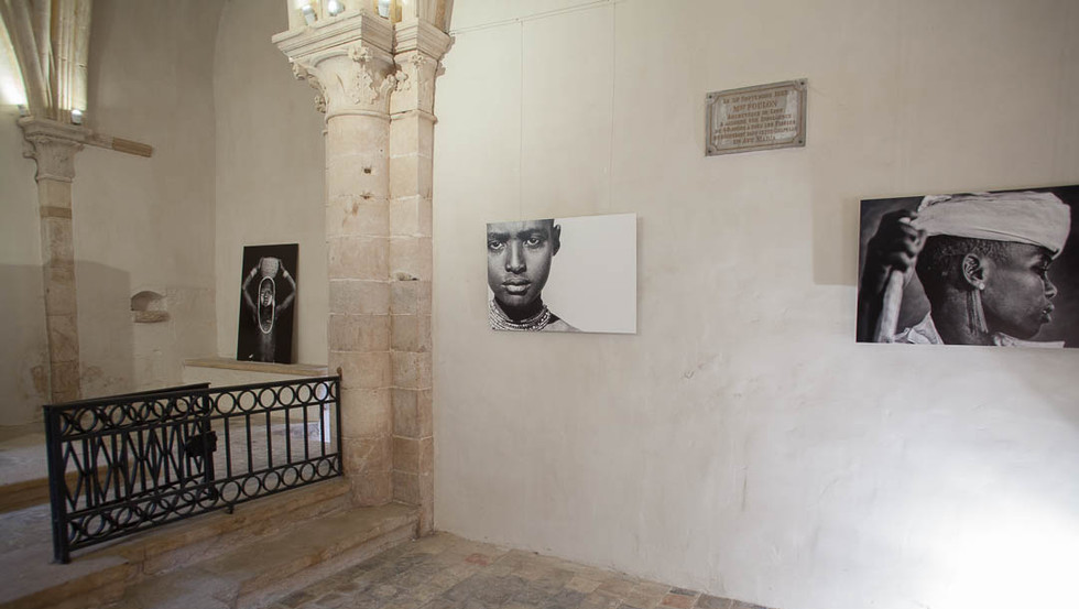 """""""Natives"""" Chapelle Notre Dame de l'Ile Barbe 69009 Lyon"""