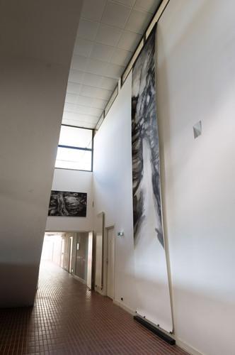 Centre archéologique européen Musée de BibracteCentre archéologique européen Musée de Bibracte 2019 projet collectif avec Souchaudartprojectlyon scénographie générale et participation