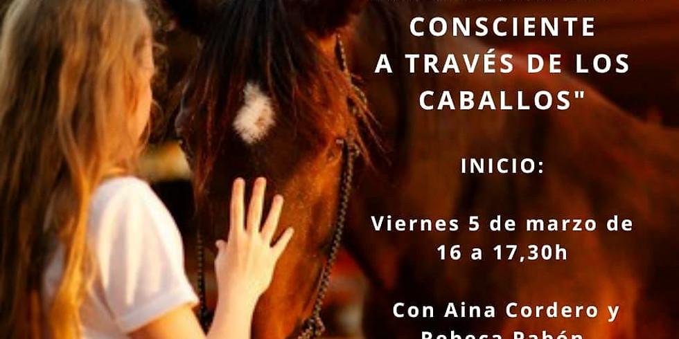 Empoderamiento consciente a través de los caballos