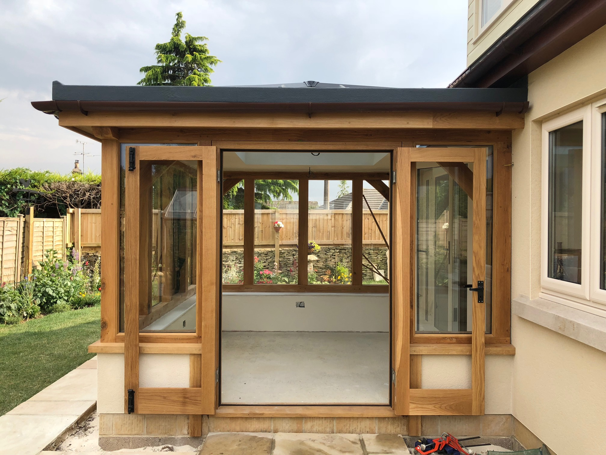 Oak Orangeries and roof lanterns