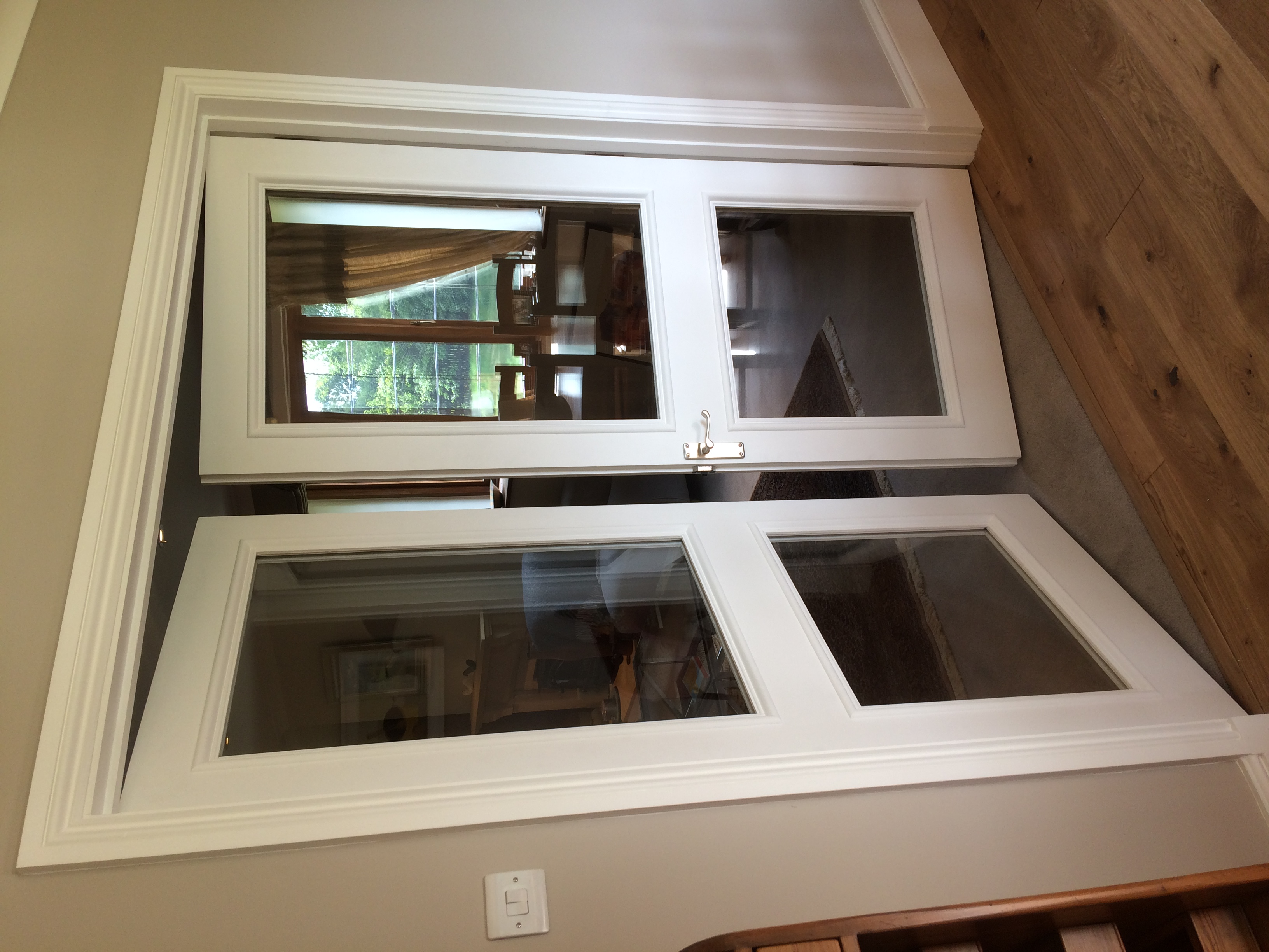 Internal Painted French Doors