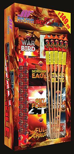 Sky Scramble Selection 14 Fireworks