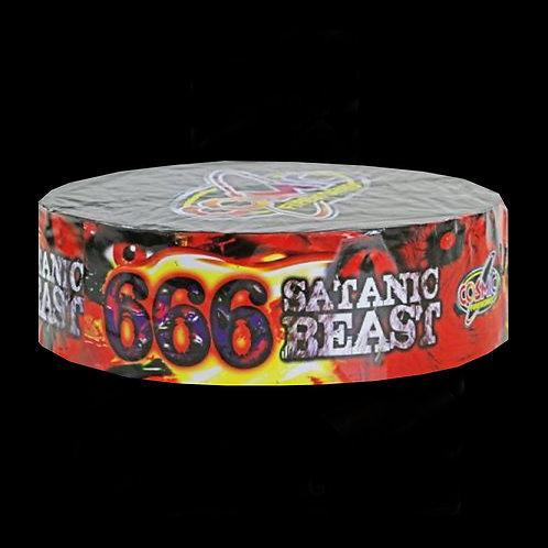 SATANIC BEAST 666