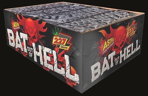 Bat out of Hell 227 Shot CompoundCake