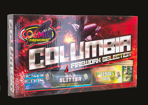 Columbia Selection Box 30 Fireworks
