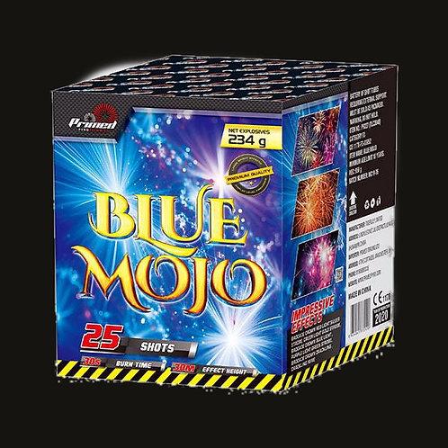Blue Mojo baby Reveal