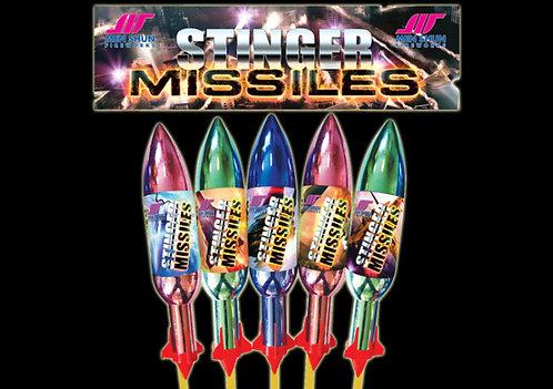 STINGER MISSILE (5 ROCKETS)