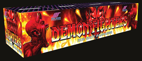 Demon Fighters 302 Shot