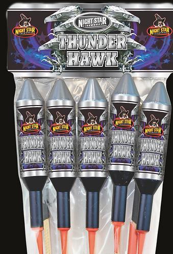 Thunder Hawk 5 Pack Rockets