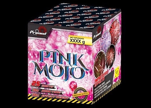 pink mojo baby reveal