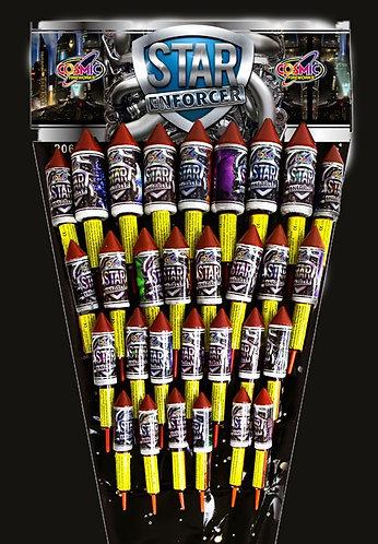Star Enforcer 30 Pack Rockets