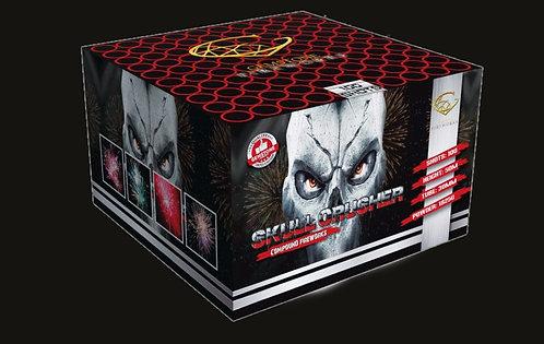 Skull Crusher 100 Shot Cake