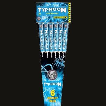 Typhoon rockets