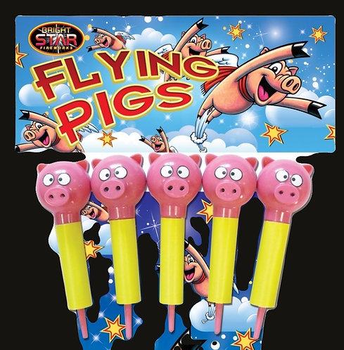 Flying Pigs 5 Pack