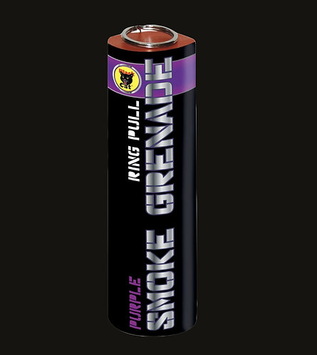 Purple Smoke Grenade