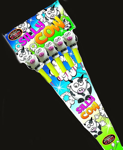 Silly Cow Rockets 5 pk