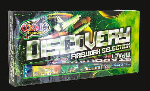 Discovery Selection Box 35 Fireworks