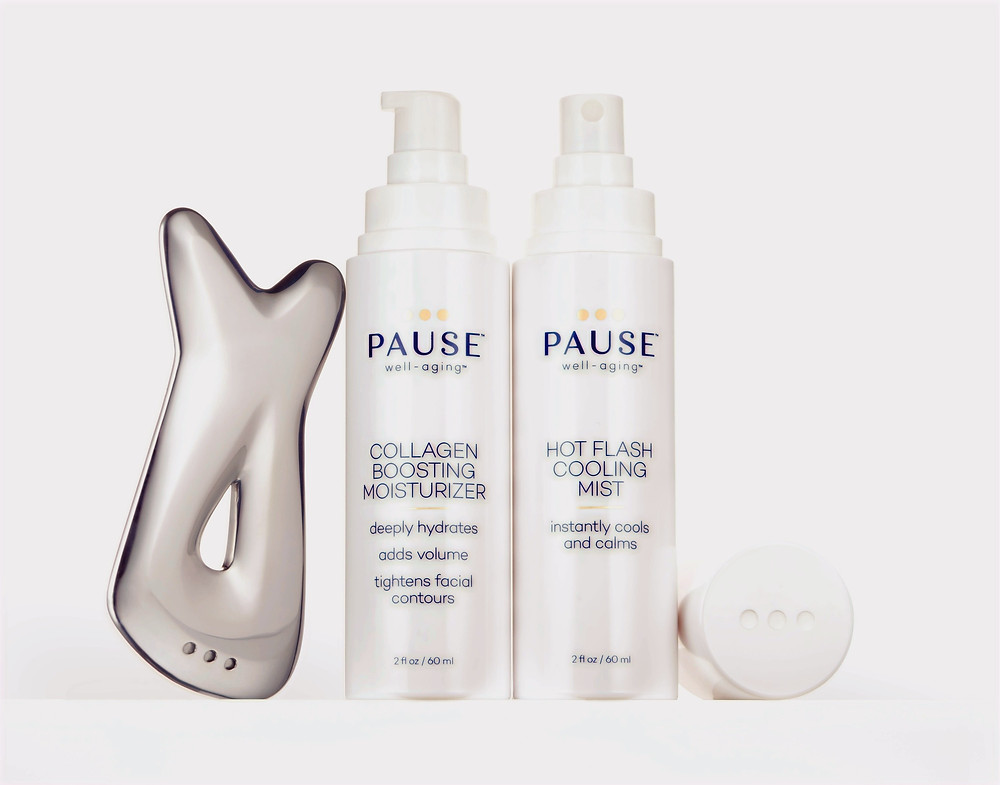 Pause Well-Aging skincare
