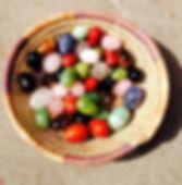 yoni eggs in basket