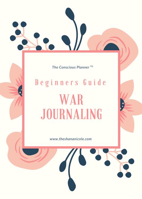 War Journaling