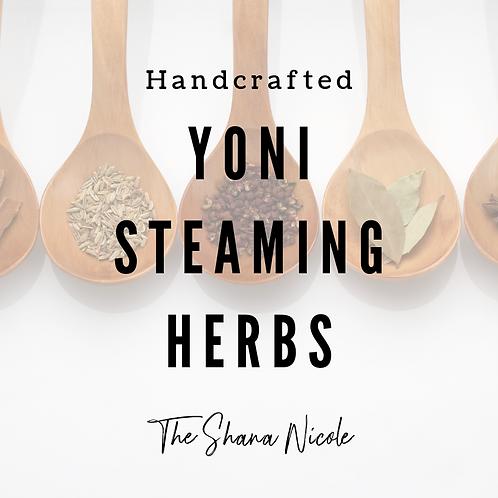 Yoni Steaming Herbs
