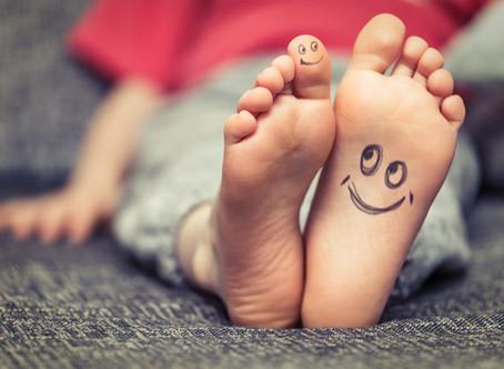 Kids Feet - what is normal development?