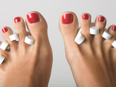 Medi Pedis are here! The Ultimate in Foot Care and Aesthetics