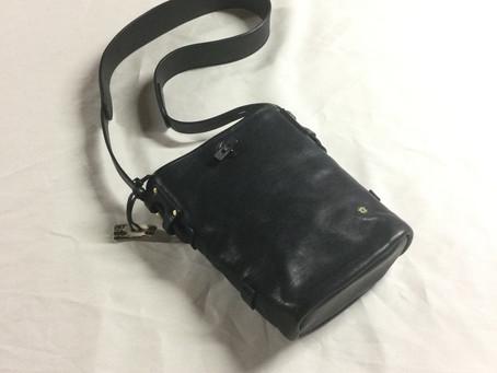 ●新しい鞄と修理の日々