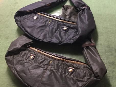●大丸神戸店さまでのイベント&オイルドコットンの鞄